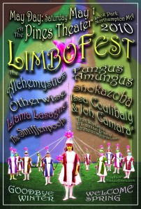 Limbofest Postcard Side 1